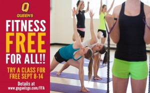fitness free for all